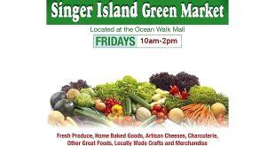 Singer Island Green Market
